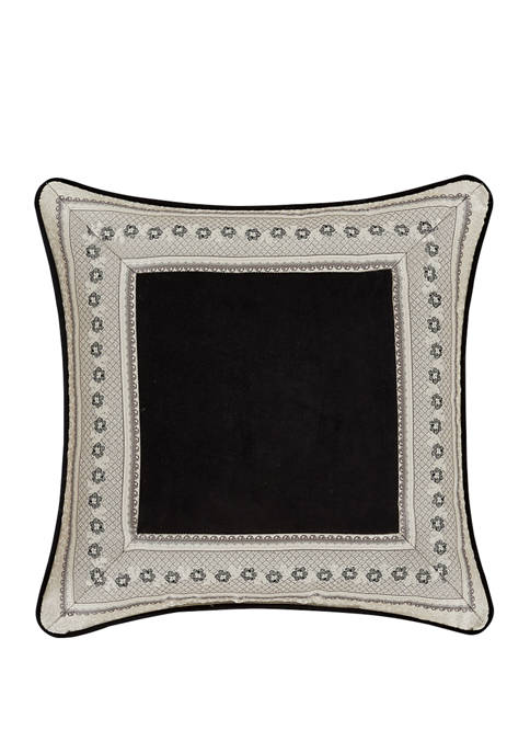 J Queen New York Annette 20in. Square Decorative