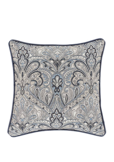 J Queen New York Alexis 20in. Square Decorative