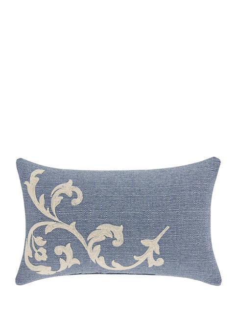 J Queen New York Aurora Blue Boudoir Decorative