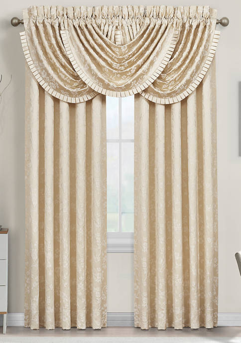 J Queen New York Blossom Window Waterfall Valance