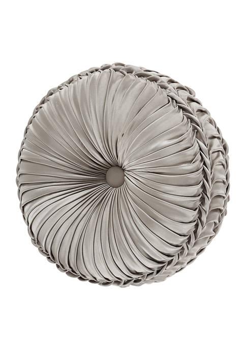 Desiree Tufted Round Decorative Throw Pillow