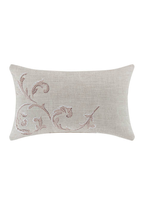 J Queen New York Angeline Beige Boudoir Decorative