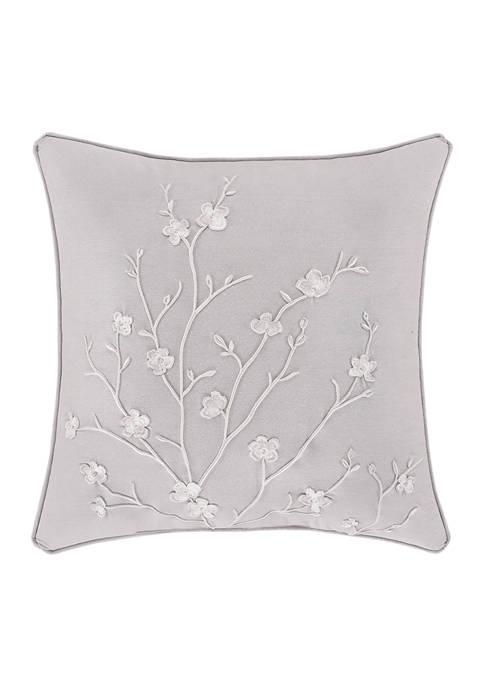 Piper & Wright Cherry Blossom Gray 20 Inch