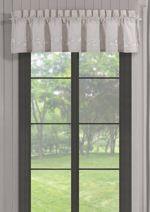Piper & Wright Cherry Blossom Gray Window Straight