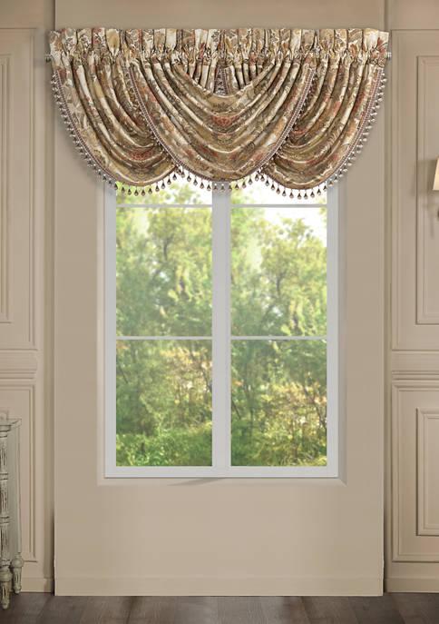 J Queen New York Juliette Terracotta Window Waterfall