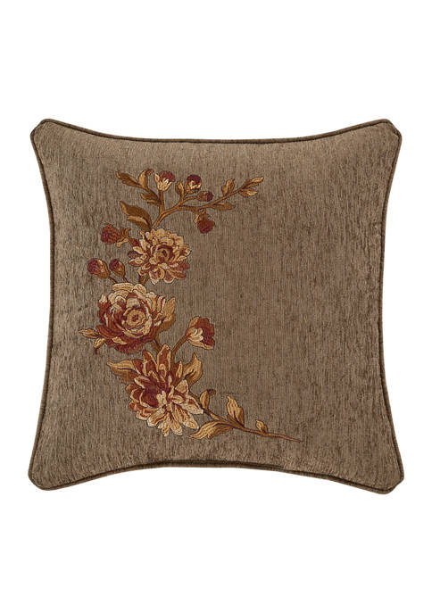 J Queen New York Camellia Taupe 18 Inch