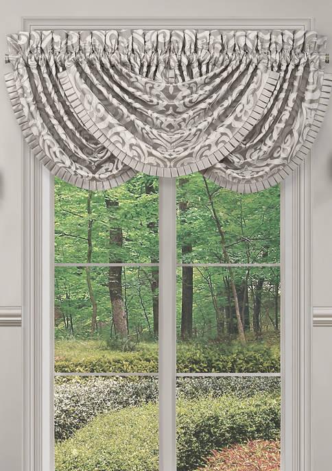 J Queen New York Napoli Silver Window Waterfall