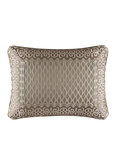 Bellalina Champagne Boudoir Decorative Throw Pillow