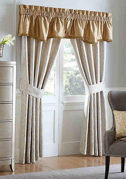 Valances: Window Valances & Valance Curtains | belk