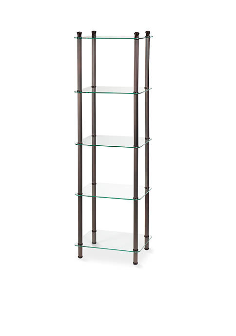 Creative Ware Home LEtagere Classic 5 Shelf Tower