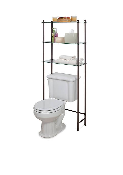 Creative Bath Bronze 3-Shelf Oil Rubbed Space Saver