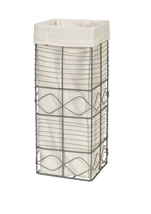 Creative Ware Home Soho Wire Toilet Tissue Holder