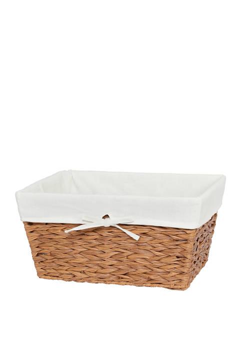 Arizona Hyacinth Towel Basket