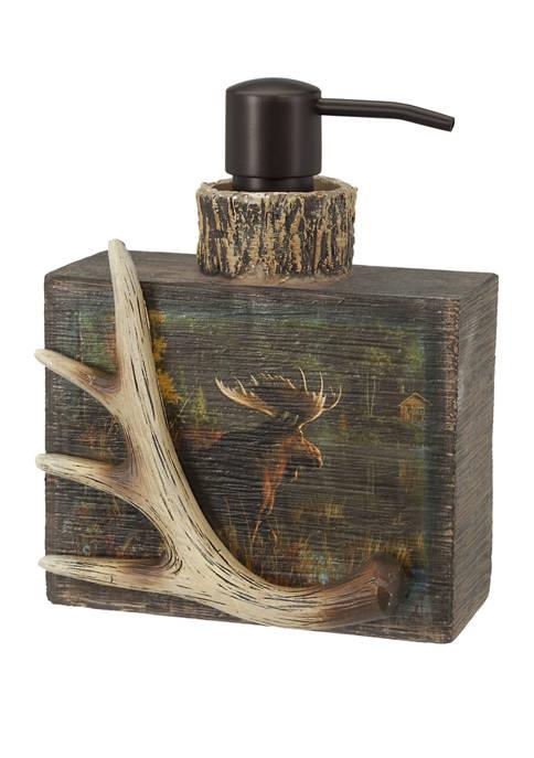 Back Bay Moose Lotion Dispenser