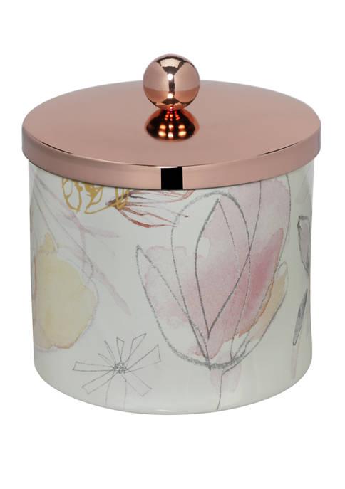 Blush and Blooming Jar