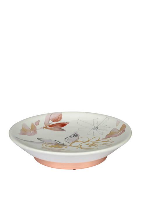 Creative Bath Blush and Blooming Soap Dish