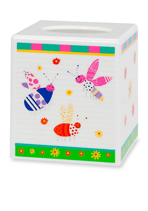 Creative Bath Cute As A Bug Tissue Box