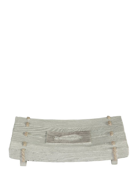 Driftwood Soap Dish