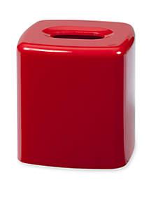 GEM Red Tissue Box 5.5-in. x 5.5-in. x 5.5-in.
