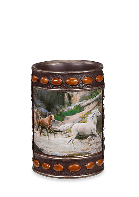 Creative Bath Horse Canyon By Hautman Brothers Tumbler