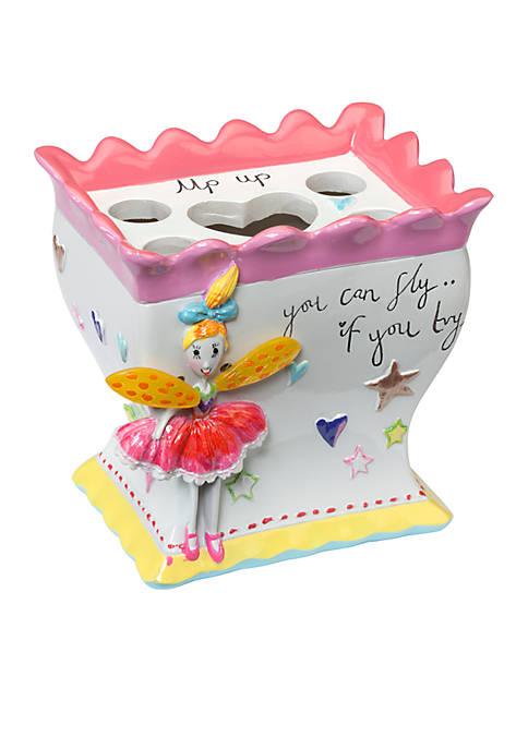 Creative Bath Faerie Princess Toothbrush Holder