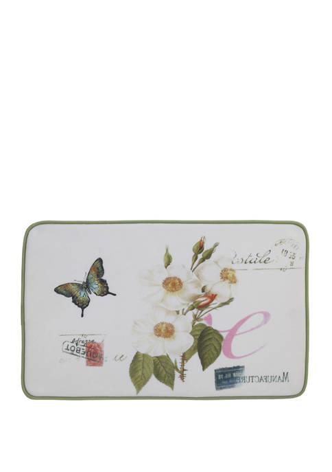 Botanical Diary Rug