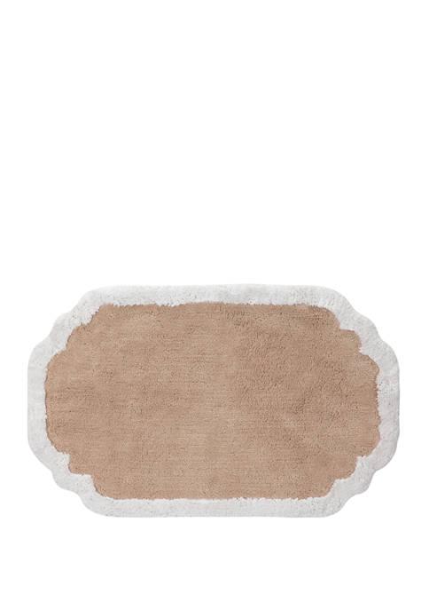 Creative Bath Pressed Leaves Rug