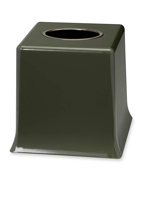 Regency Fern Tissue Box 6-in. x 6-in. x 6-in.