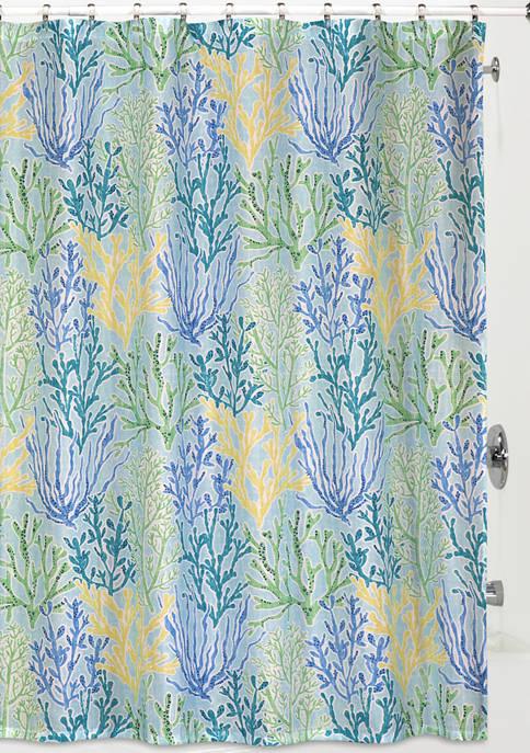 Creative Bath Fantasy Reef Shower Curtain