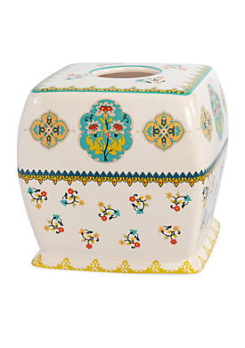 Sasha Tissue Box 8.25-in. x 8.25-in. x 8.75-in.