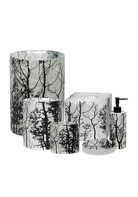 Creative Bath Sylvan Bath Accessories 6-Piece Set