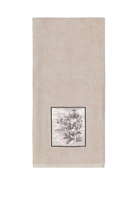 Sketchbook Bath Towel