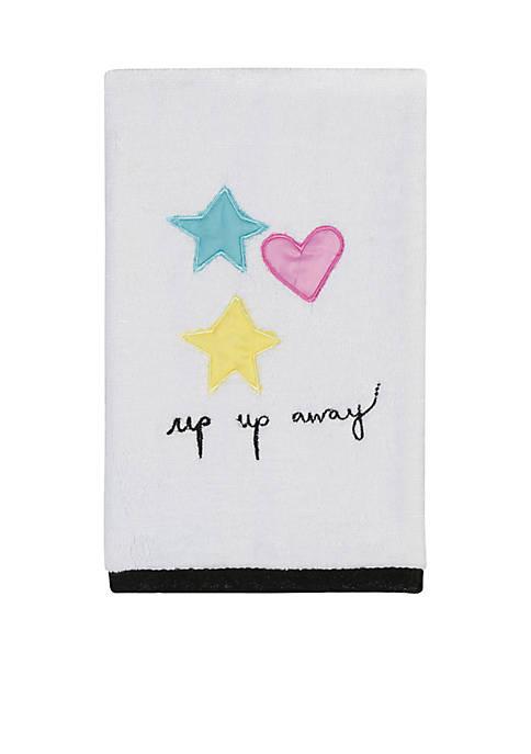 Creative Bath Faerie Princess Hand Towel