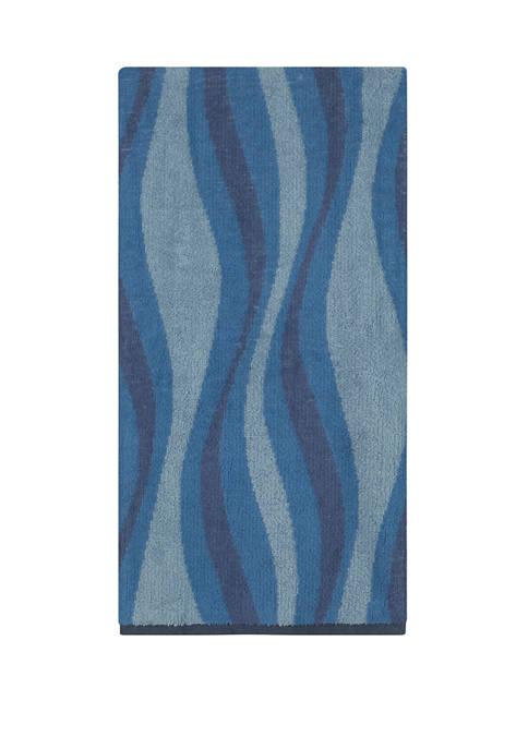 Wavelength Bath Towel
