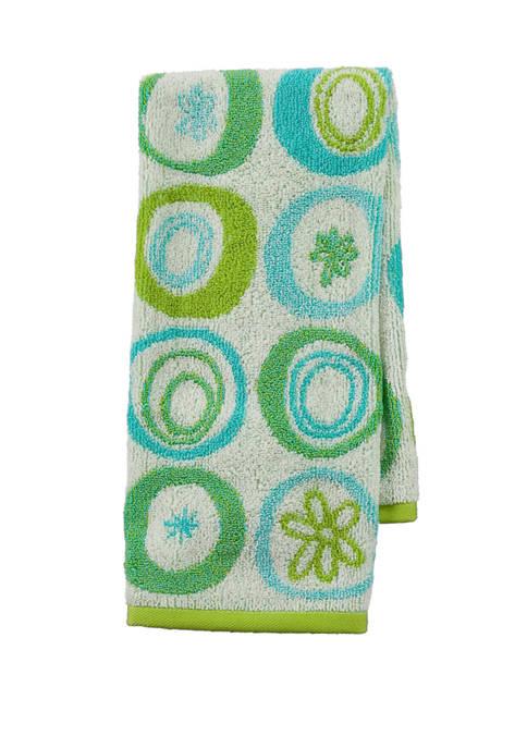 Creative Bath All That Jazz Hand Towel