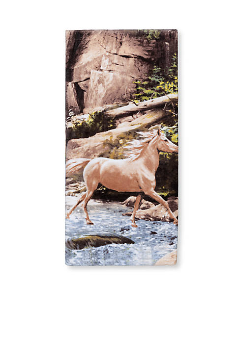 Creative Bath Horse Canyon Bath Towel