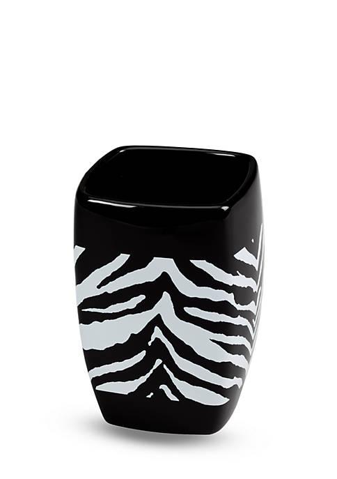 Creative Bath Zebra Tumbler