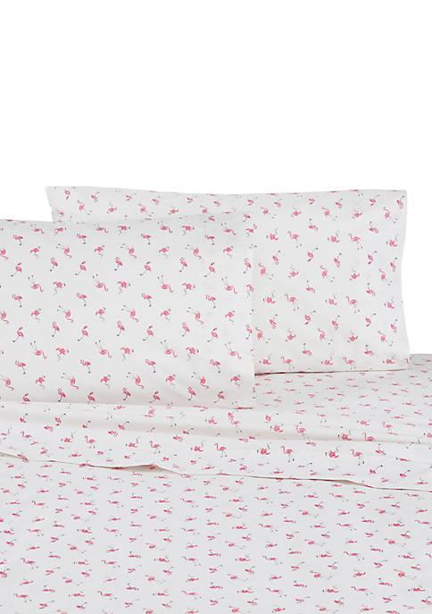 Flamingo Sheet Set