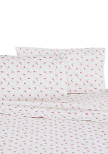 Flamingo Pillowcase Pair