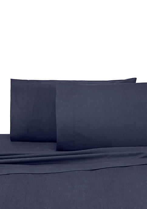 IZOD Chambray Pillowcase Pair