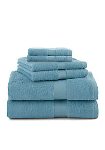 Ringspun 6-Piece Towel Set