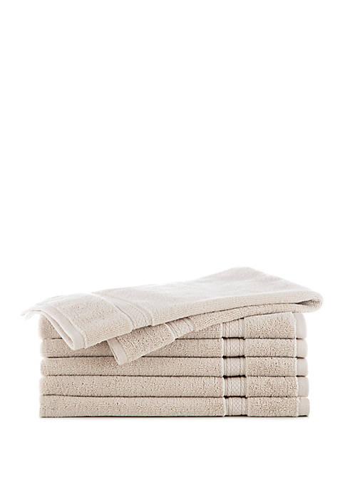 Grand Patrician 6-Piece Suites Hand Towel Set