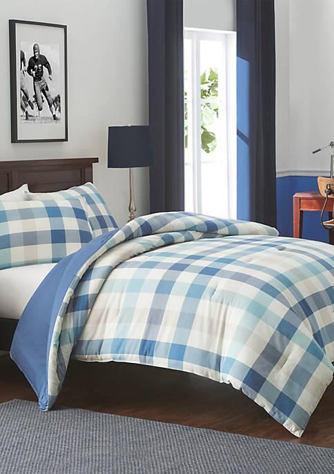 Waistfield Vintage Indigo Comforter Set