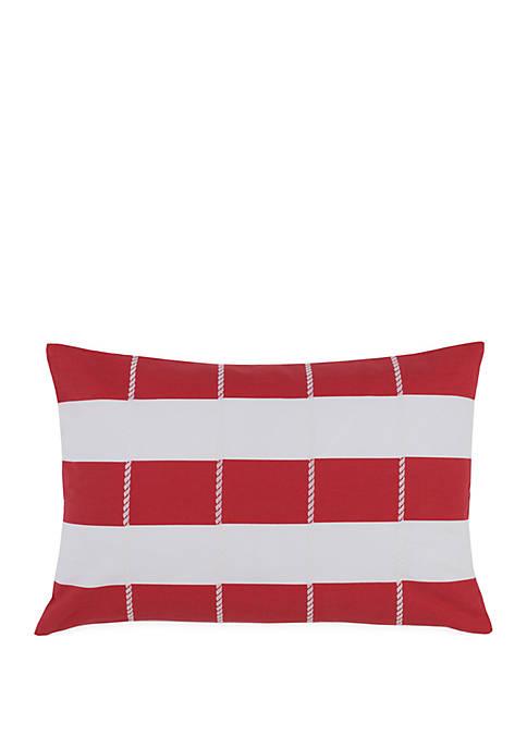 Sullivan Top Stitch Decorative Pillow