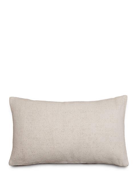 Camana Bay Raffia Throw Pillow