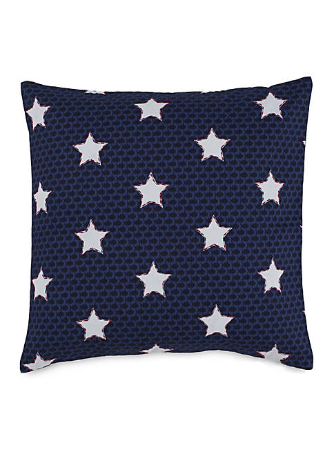 Southern Tide® Alcott Pass Star Throw Pillow