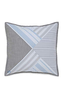 Southern Tide® Nautical Mile Square Decorative Pillow