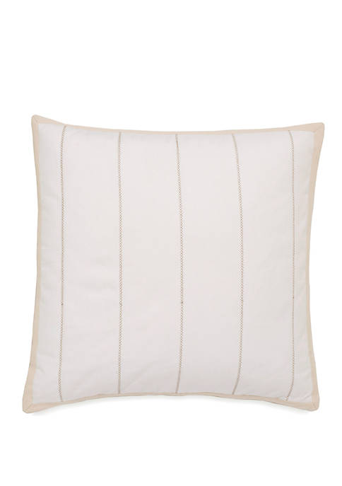 Southern Tide® Southport Euro Ivory Sham