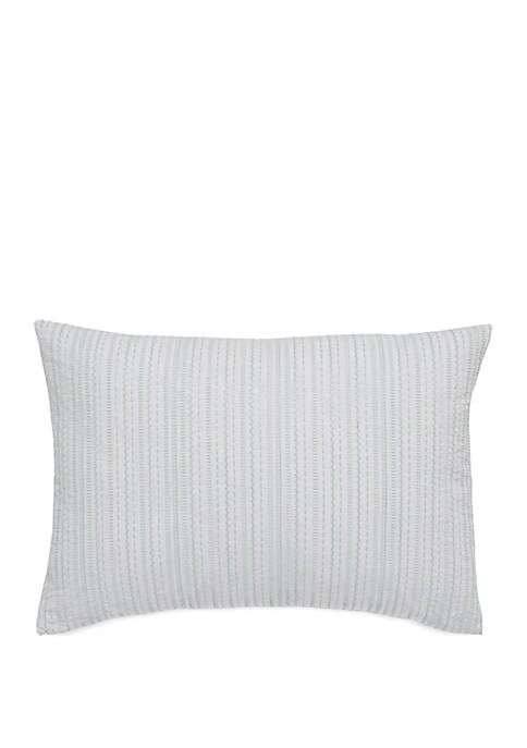 Southern Tide® Sandbar Stripe Ivory Decorative Pillow
