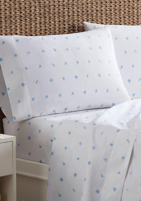 Sandy Shorts Pillowcase Set